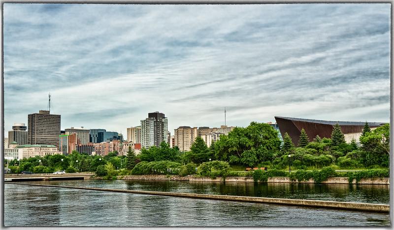 Ottawa and War Museum