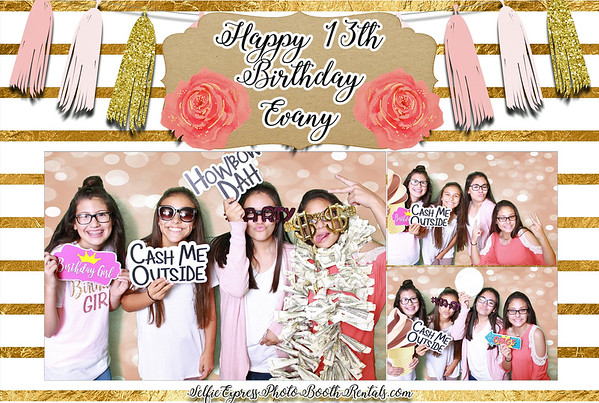 Evany's 13th B-day