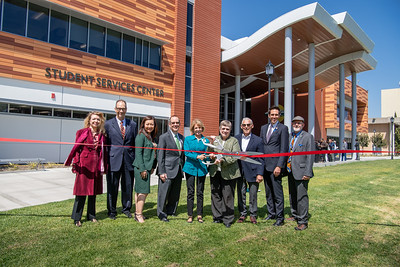 Student Services Center Grand Opening