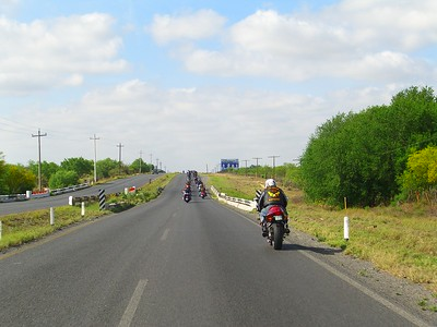 11th Int Rally Mexico  - Saltillo