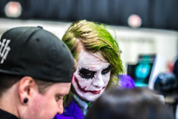 Motor City Con '17
