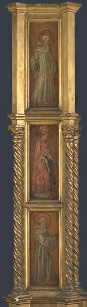 Left Pilaster of an Altarpiece