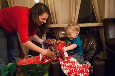 Colclasure Family Christmas [Little Rock Portrait Photography]