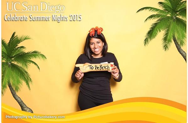 UCSD's Celebrate Summer Nights 2015