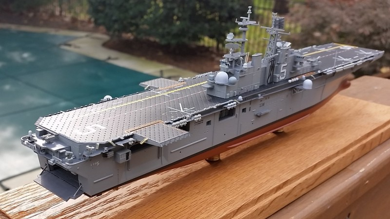 151108: LHD-5 progress shot.