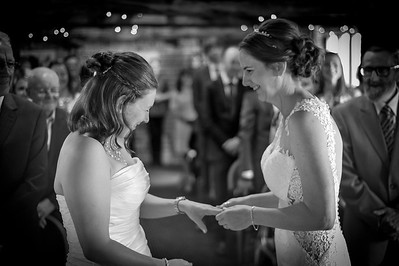 Laura and Claire's Wedding