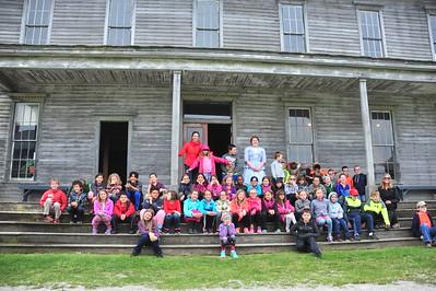 Graveraet School to Fayette State Park 2016