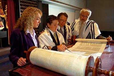 Goldfarb Bar Mitzvah