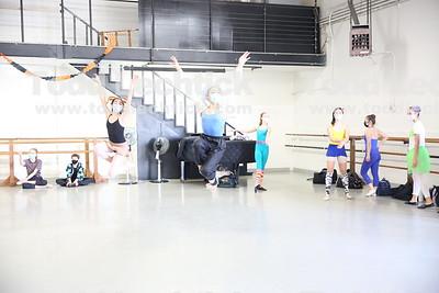 Westside Ballet Class 10/31/20