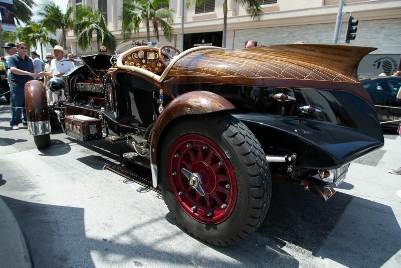 1917 La Bestioni Rusty One