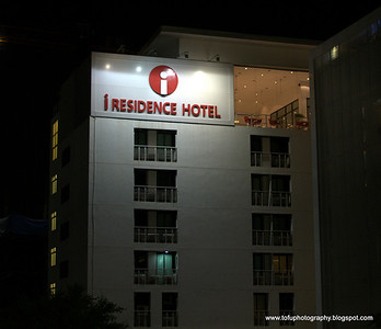 I-Residence Hotel, Silom pt 2 - December 2009