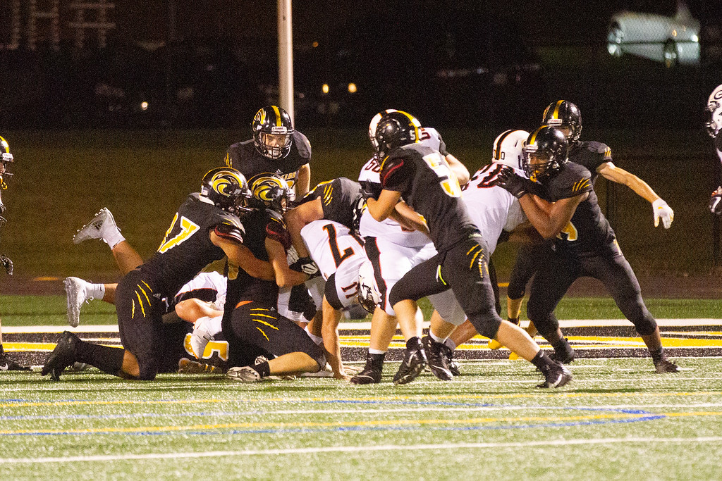 . Barry Booher - The News-Herald Action from Riverside\'s 29-28 win over Green Aug. 31.
