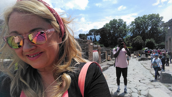 2018-05-06 Visit to Pompeii