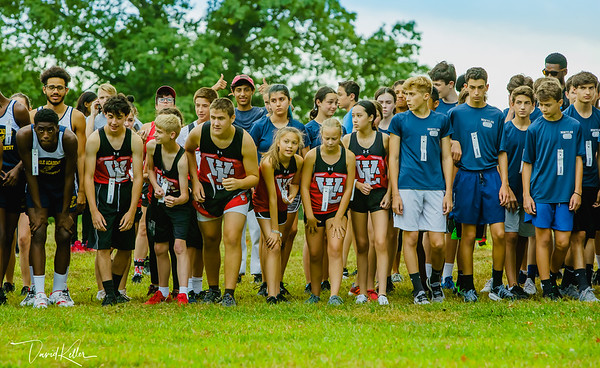 2019-0910 WEHS-XC @ Branch Brook Park