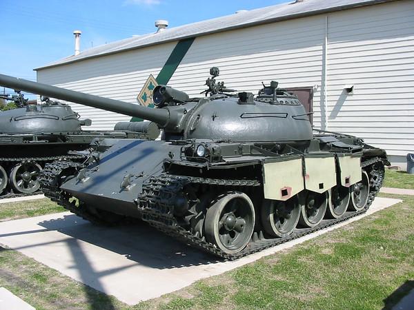 Soviet Armor - 3ID Museum