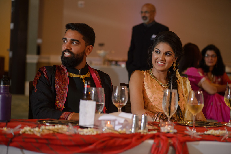 Nanditha and Saatvik Wedding - Day 1