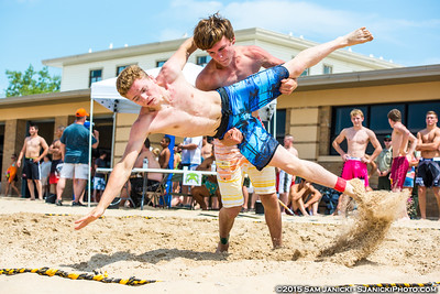 Early Rounds Part 1 - 2015 Beast of the Beach Michigan State Championships