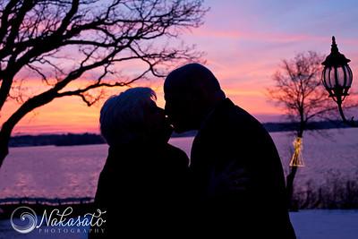 Christine  & John {35 year anniversary}