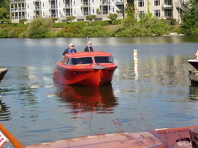 Lake Oswego Wooden Boat Show 2013