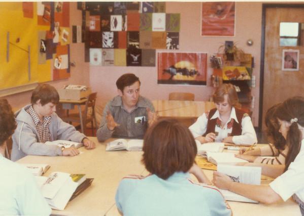 Classroom 1978 -79