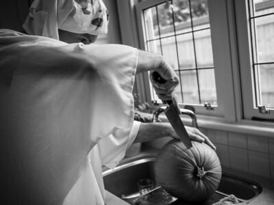 Halloween at Sonya's