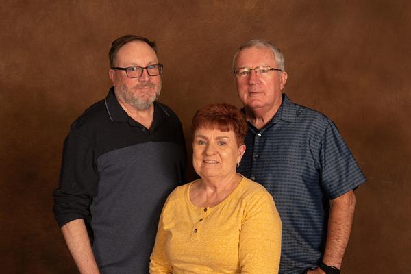 Kathy Andreason family