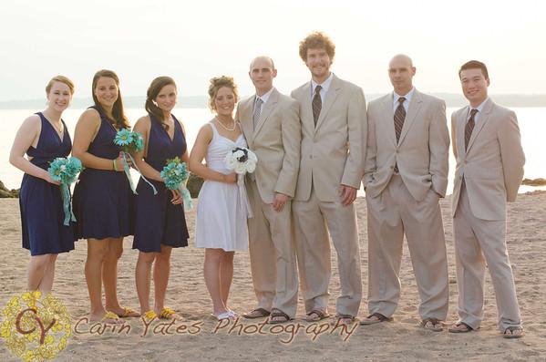 Matt & Amy's Wedding