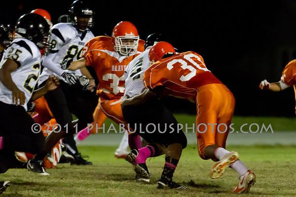 Boone JV Football #30- 2011