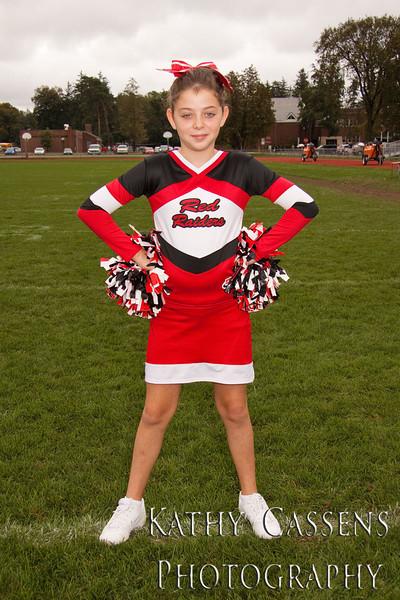 Red Raiders Cheerleading 2011