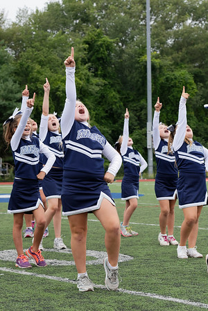 2015-09-13 - Franklin Chargers Cheer C Squad