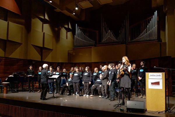 2019 Inclusion Choir with Rachael Cousins