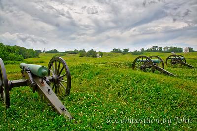 The Vicksburg National Military Park - MS