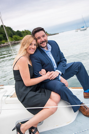 Fran and Mike's Engagements