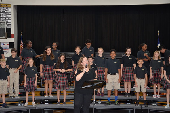 2018 Chapel featuring Orchestra and Choirs