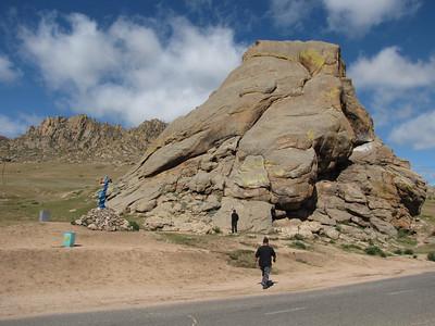Gorkhi Terelj National Park