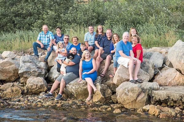 Fraser Family - 2018