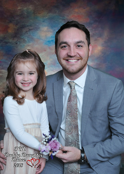 TCA Daddy Daughter Dance Photos- Bent Tree