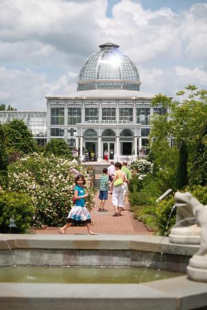 Trip To Lewis Ginter Botanical Gardens