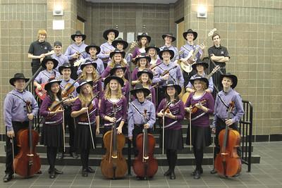 Saline Fiddlers 2011-2012