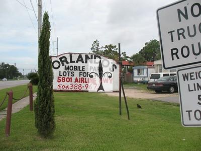 ORLANDO TRAILER PARK