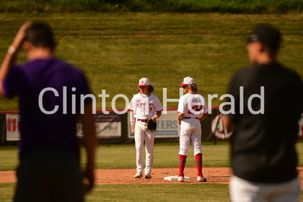 Muscatine at Clinton 6.25.20