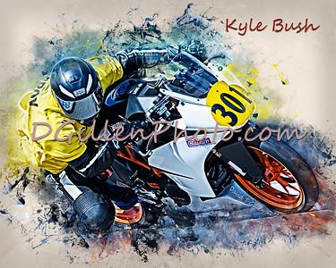 301 Sprint Art