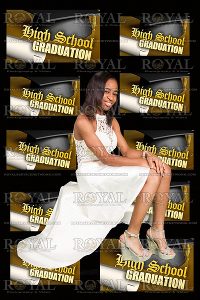 Nakyla's Graduation Photoshoot