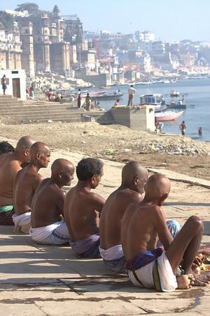 India, Varanasi, Uttar Pradesh