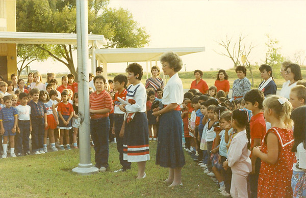 1987-1988 Bonham Constitutional Day
