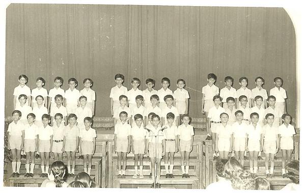 SXHS'84 Batch Class I + II Elocution