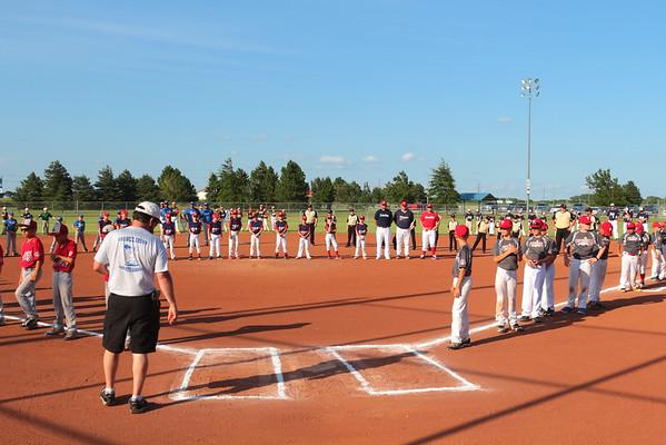 Opening Ceremonies - Cal Ripken 10yo State Tourney