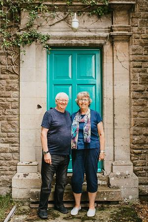 Sue & Gordon - Golden Wedding