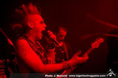 Heresy Presents: DEAD AIR - KSVG 89.7 Savage Radio Benefit - at Riley's Tavern - Bakersfield, CA - September 22, 2012