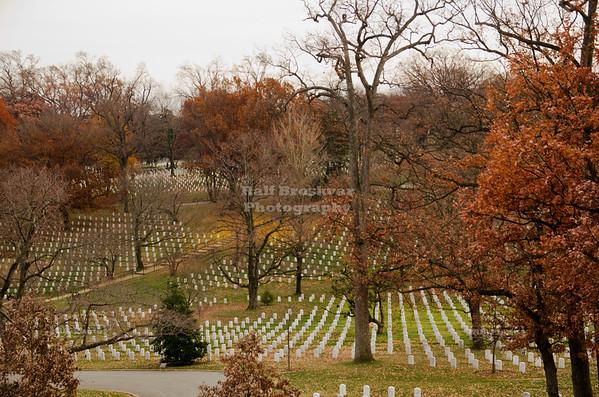 USA, VA - Arlington National Cemetery
